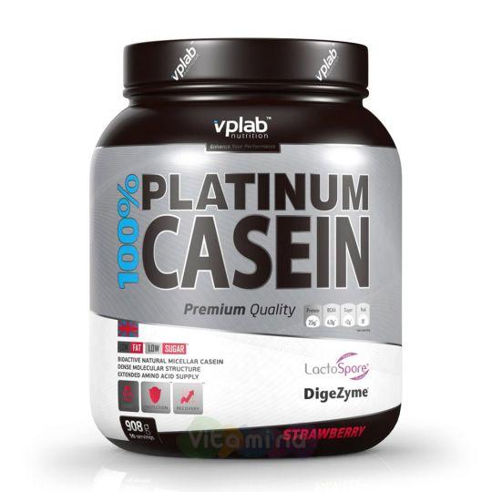 VPLab Мицеллярный казеин 100% Platinum Casein, 908 гр