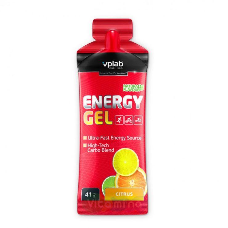 VPLab Энергетик Energy Gel, 41 гр