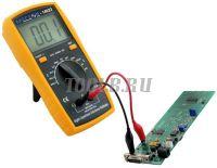 МЕГЕОН 14022 Цифровой измеритель индуктивности и емкости (LC метр) цена