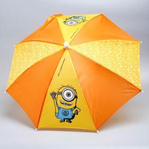 Зонт детский «Миньон», Гадкий Я ? 52 см