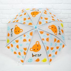 Зонт детский «Мишки» D=80 см