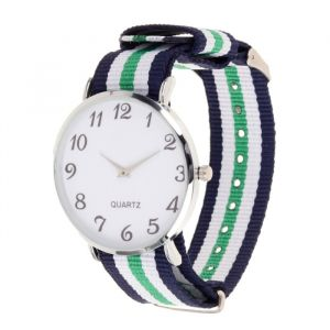 """Часы наручные """"Каньяда"""", хром, d=4 см, микс 3621011"""