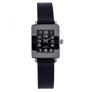 """Часы наручные женские """"Берни"""", ремешок из экокожи, d=2 см, микс   4470083"""