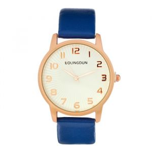 """Часы наручные женские """"Бернини"""", циферблат d=3.6 см, индиго   4407052"""