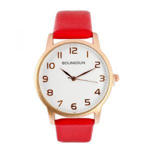 """Часы наручные женские """"Бернини"""", циферблат d=3.6 см, красный микс   4407051"""