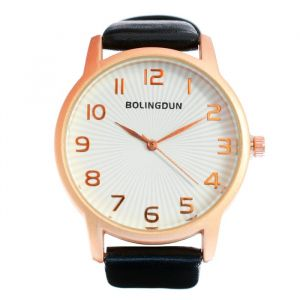 """Часы наручные женские """"Бернини"""", циферблат d=3.6 см, черные   4407050"""