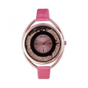 """Часы наручные женские """"Кравьери"""", циферблат d=3.8 см, микс  4415680"""