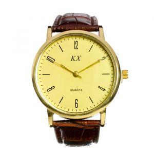 """Часы наручные мужские """"KX -  классика"""" d=3.8 см, микс   4407092"""