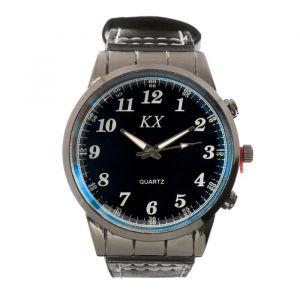 """Часы наручные мужские """"KX - мужская классика"""" d=4.2 см, микс   4407091"""