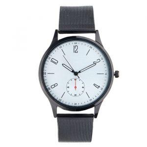 """Часы наручные мужские """"Аннабург"""", d=4 см   4597419"""