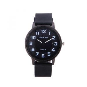 """Часы наручные мужские """"Гарленд"""", ремешок из силикона, d=4.5 см, микс    4470086"""