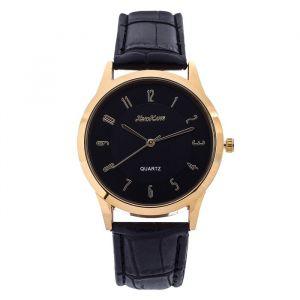 """Часы наручные мужские """"Колтон"""", ремешок из экокожи, d=4 см, микс   4470080"""