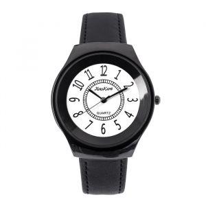 """Часы наручные мужские """"Рокосо"""", ремешок из экокожи, d=3.7 см, микс   4470078"""