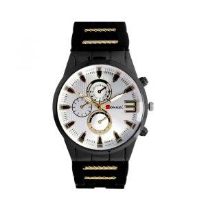 """Часы наручные мужские """"Сидон"""" на силиконовом ремешке """"Сидон"""" микс 4868505"""