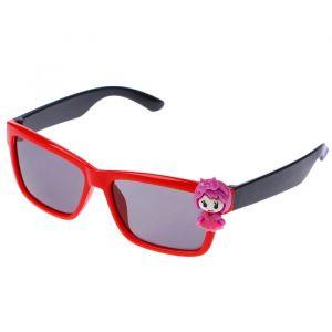 """Очки солнцезащитные детские """"Square"""", оправа двухцветная с фигурой, МИКС, 12.5 ? 4.5 см"""
