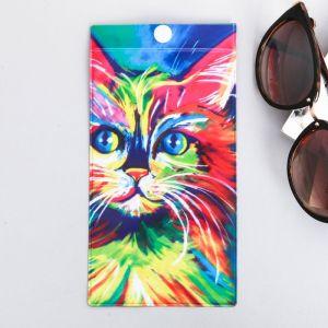 Чехол для очков «Кот»