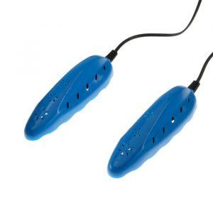 Сушилка для обуви LuazON LSO-13, 12 Вт, индикатор работы, синий   4484963