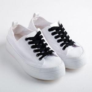 """Шнурки для обуви 120см, цвет черный """"Ты уникален"""", пара   4518256"""