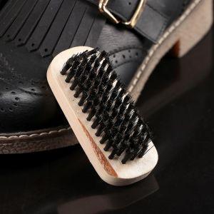Щётка для одежды и обуви, искусственная щетина 8,3?3,5?2,5 см