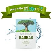 A'PIEU Тканевая маска с экстрактом баобаба My Skin-Fit Sheet Mask Baobab