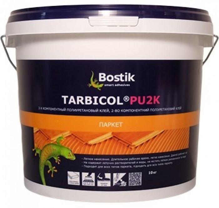 Клей полиуретановый для паркета Bostik Tarbicol PU 2K, 10 кг