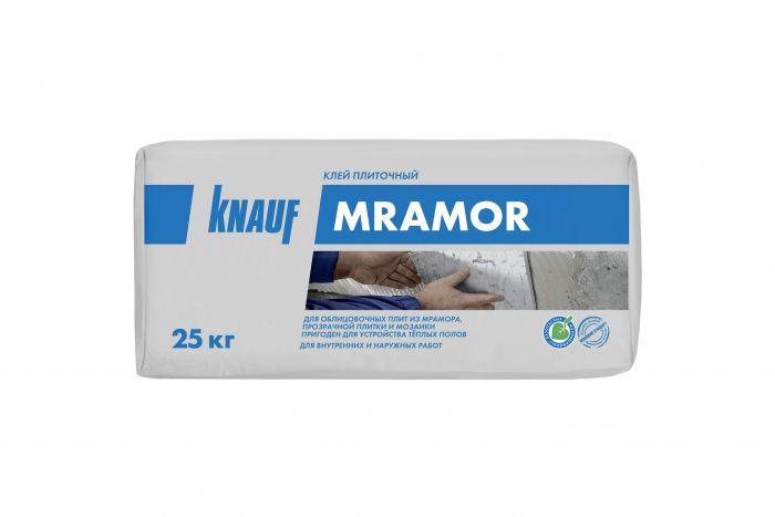 Клей для плитки Knauf Мрамор, 25 кг