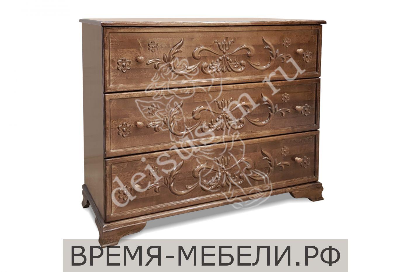 Комод Екатерина-М 3