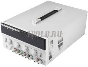 МЕГЕОН 37303 Источник питания трехканальный с цифровым управлением