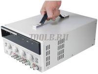 МЕГЕОН 37303 Источник питания трехканальный с цифровым управлением цена