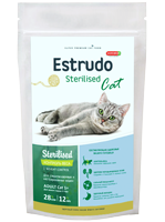 Estrudo Sterilised Cat (Креветка)
