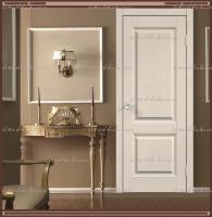 Межкомнатная дверь ALTO 6 Глухое SoftTouch структурный Ясень капучино :