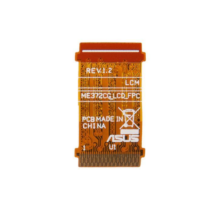 FLC (Шлейф) Asus ME372CG Fonepad 7 (на LCD (дисплей)) Оригинал