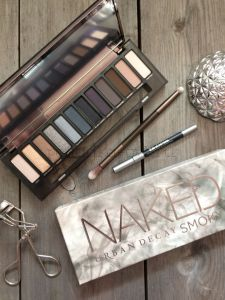 Палетка теней Naked Smoky Urban Decay КОПИЯ