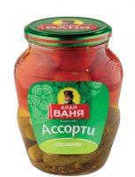 Ассорти овощное ДЯДЯ ВАНЯ, 1,8кг