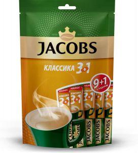 Kofe Jacobs Classic 3/1 20 ədəd