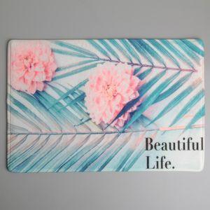 Коврик «Красивая жизнь», 40?60 см