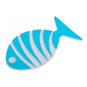 Набор мини-ковриков для ванны «Рыбка-полосатик», 7,5?13,5 см, 5 шт, цвет МИКС