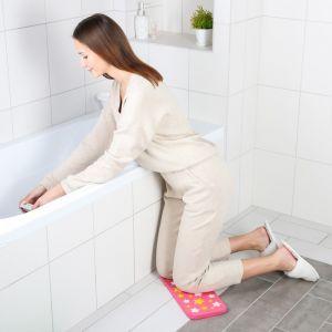 Коврик для коленей «Звёзды» в ванну, размер 39?17,5 см
