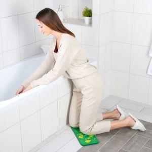 Коврик для коленей «Листья» в ванну, размер 39?17,5 см