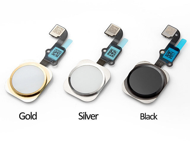 FLC (Шлейф) Apple iPhone 6/iPhone 6 Plus (на кнопку Home) (black)