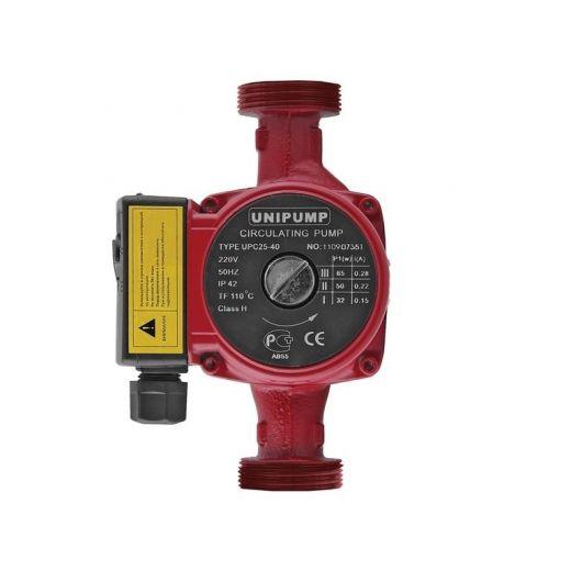 Циркуляционный насос Unipump UPС 25-40 180