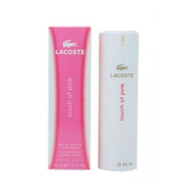 Lacoste Touch Of Pink, 45 ml