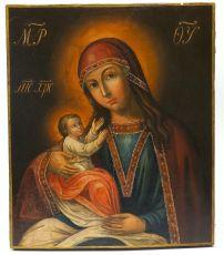 Икона Богородицы Соболевская