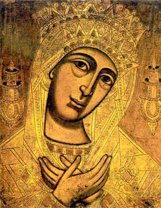 Икона Пресвятой Богородицы Скопиотисса