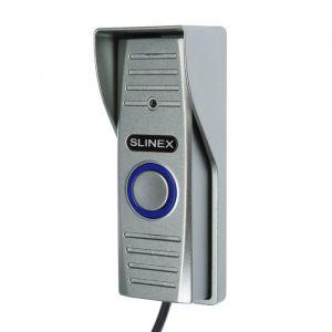 Вызывная панель видеодомофона SLINEX ML-15HR, наружная, 72 град, 800 ТВЛ, ИК, серая   4552648