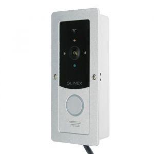Вызывная панель видеодомофона SLINEX ML-20IP, наруж, 145 град,960 ТВЛ,ИК,Wi-Fi,черно-серебр 4552653
