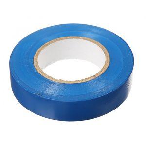 Изолента IEK, ПВХ, 15 мм х 20 м, 130 мкм, синяя 3742479