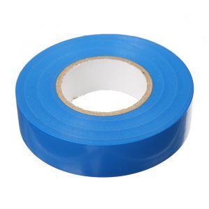 Изолента IEK, ПВХ, 19 мм х 20 м, 180 мкм, синяя 3742486
