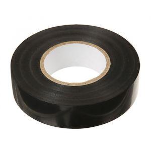 Изолента IEK, ПВХ, 19 мм х 20 м, 180 мкм, черная 3742482