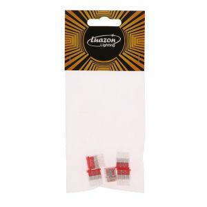 Строительно-монтажная клемма Luazon Lighting КМБ-2273-206, 2.5 мм2, 6 отверстий, 5 шт.   4410526